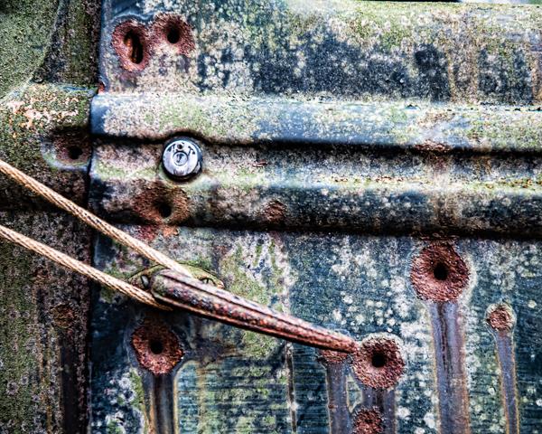 Truck Detail #3