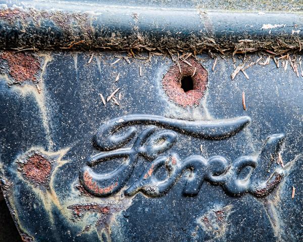 Truck Detail #4