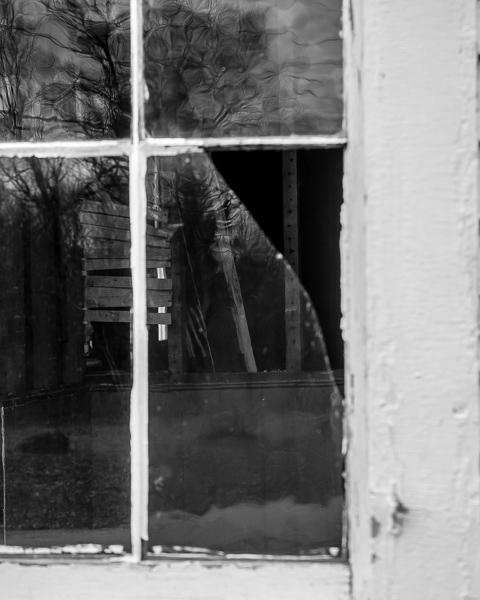 Chapel Window Detail