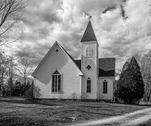 Congregational Church, Hillsborough Center