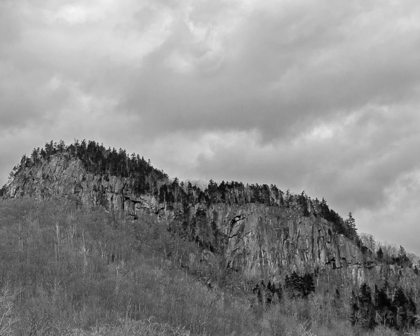 Frankenstein Cliffs (Crawford Notch)