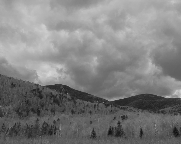 Mount Field & Mount Tom (from Crawford Notch)