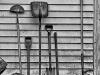 Tools Along the Barn Wall