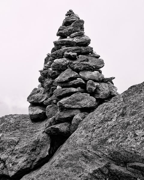 Summit Cairn #1