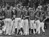 Swamp Bat Home Run Celebration