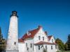 Point Iroquois Light, Lake Superior (MI)