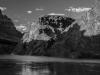 River Trip (Black and White) 07