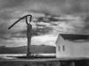 Pump and Farmhouse