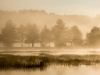 Gregg Lake: Early Morning, Early October #3