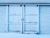 Blue Hour  / White Door