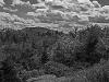 Mount Monadnock from the Summit of Skatutakee Mountain