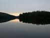 Gregg Lake - Last Light on a November Afternoon