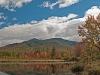 Mount Martha (Cherry Mountain) from Cherry Pond