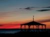 Summer House Sunset