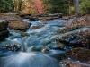 Gleason Falls in Autumn
