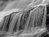 Beaver Brook Falls (detail) - Colebrook, NH